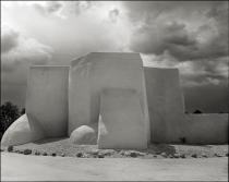 St. Francis, Approaching Storm, Ranchos de Taos