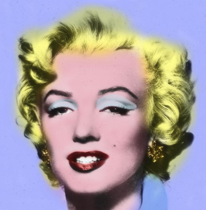 Marilyn After Warhol