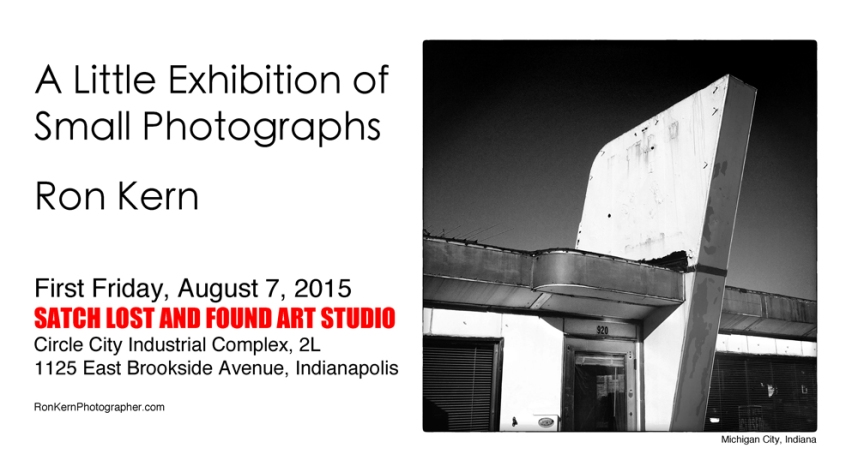 A Little Exhibition of Small Photographs