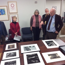Marty Krause Discussing Edward and Brett Weston