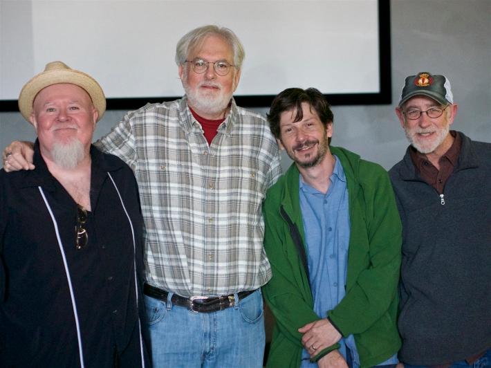 Gene Taylor, Ron Kern, Chris Ruest, Al Verhines