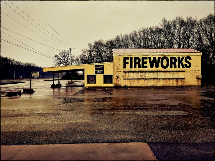 Fireworks Store, New Buffalo, Michigan