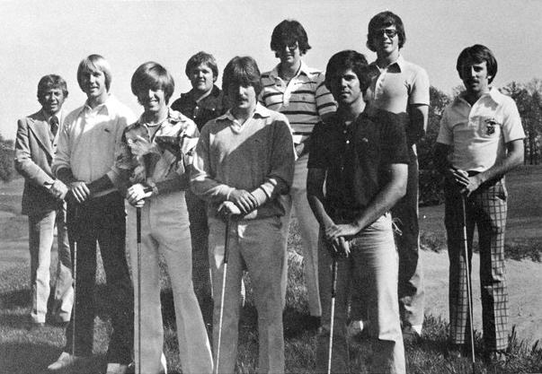 Golft Team 76-77