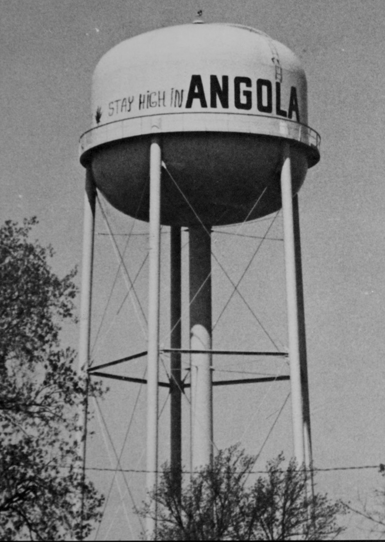 Stay High In Angola